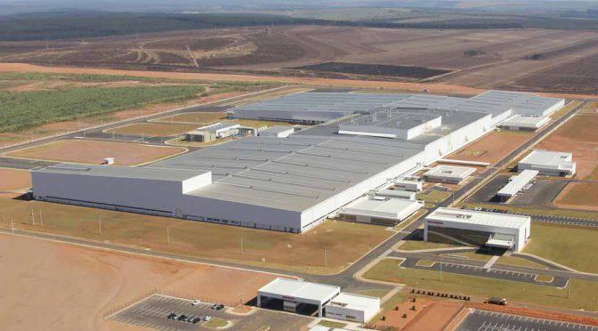 ホンダ、ブラジルで傘下の新四輪生産工場が稼働開始