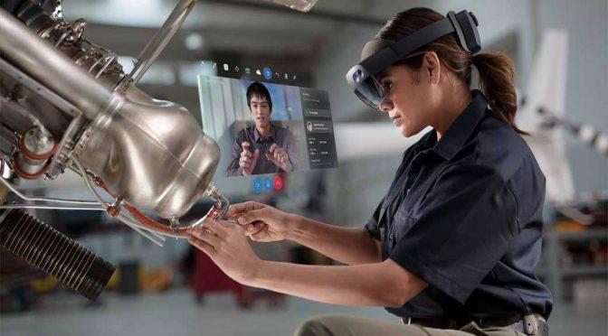 マイクロソフト、自動車業界も改革するホロレンズを刷新