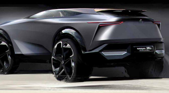 日産自動車、ニッサンIMQコンセプトをジュネーブで公開へ