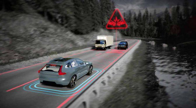 ボルボ、先進安全・運転支援機能の追加ソフトウェアを発売