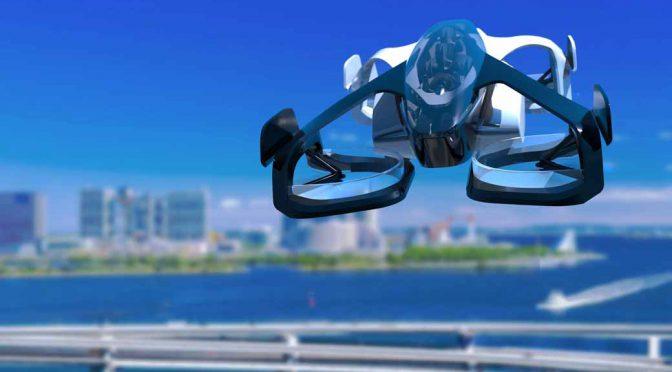 東京海上日動、空飛ぶクルマの開発企業へ保険商品を提供