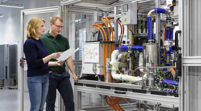 独ボッシュ、燃料電池技術で北欧のパワーセル社と協業