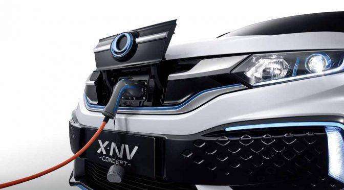 ホンダ、上海モーターショーで中国専用EV第2弾を世界初公開