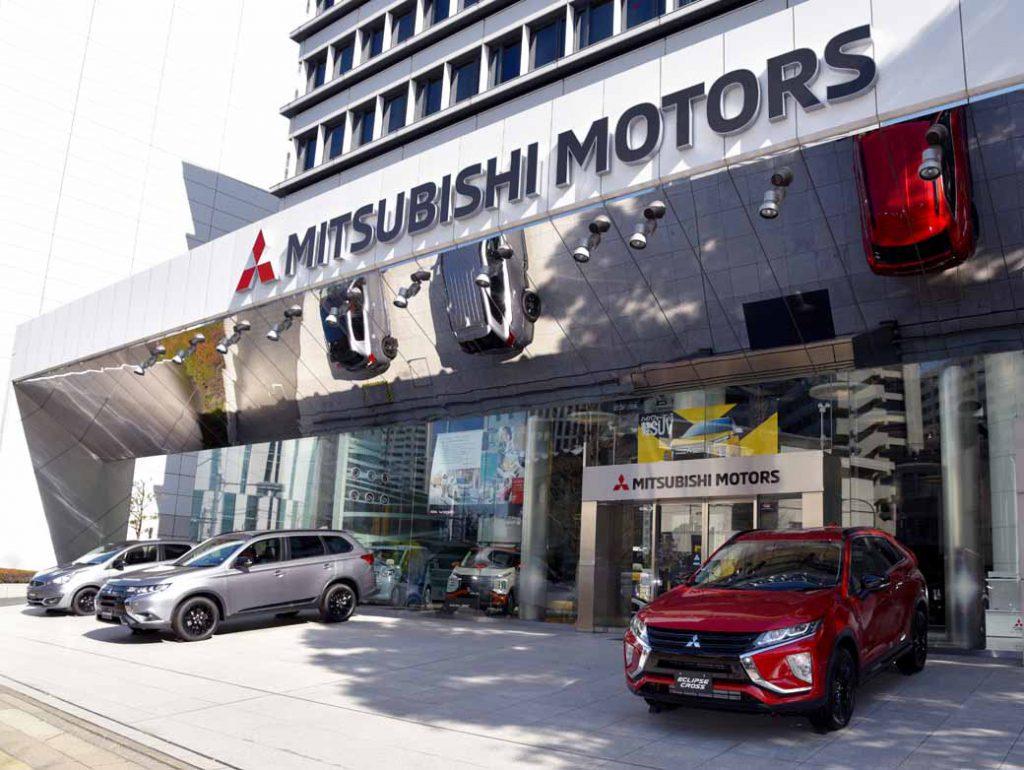三菱自動車本社ショールームは5月15日付けで閉館に | MOTOR CARS