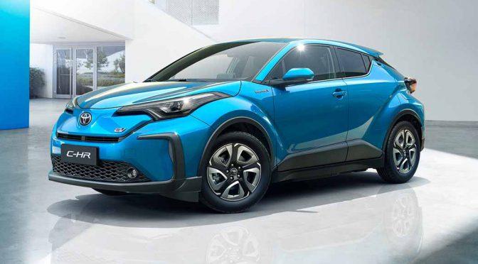 トヨタ、遂に量産BEVの世界販売を宣言。まずは中国で2020年から