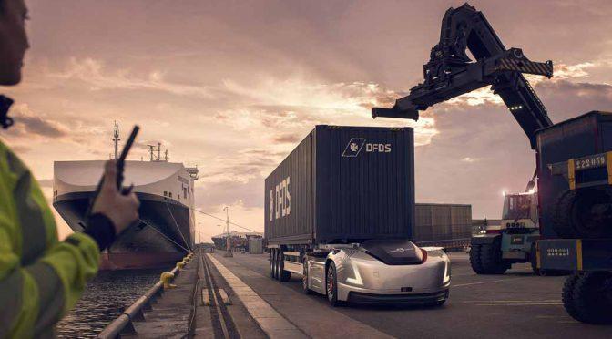 ABボルボ、自動運転EV「ヴェラ」での港湾内輸送を目指す