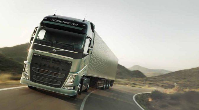 ABボルボ、運送事業にビジネス革命を呼び込む