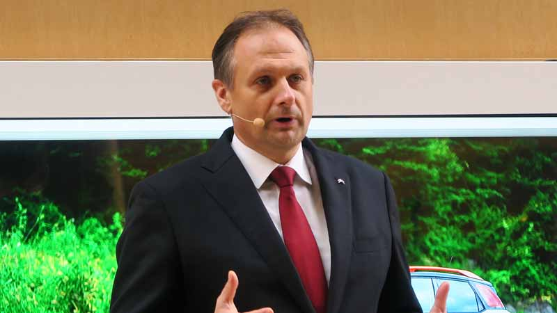 プジョー・シトロエン・ジャポンのクルスト・プレヴォ社長