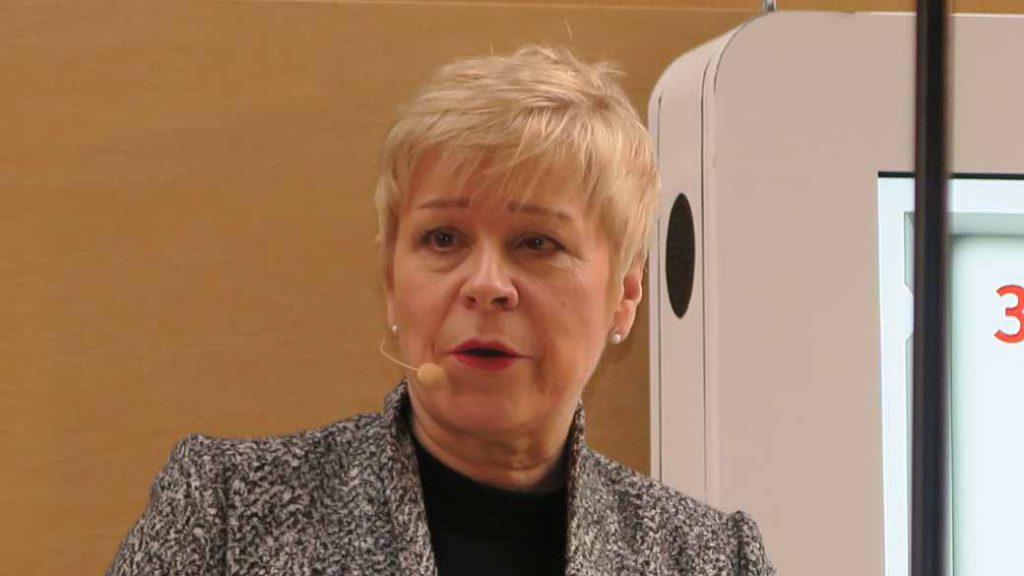 仏シトロエンのリンダ・ジャクソンCEOは今後、事業統合の効果も手伝い、2018年の世界販売104万台を4年後の2022年までに140万台までに引き上げるとの意欲を示していた