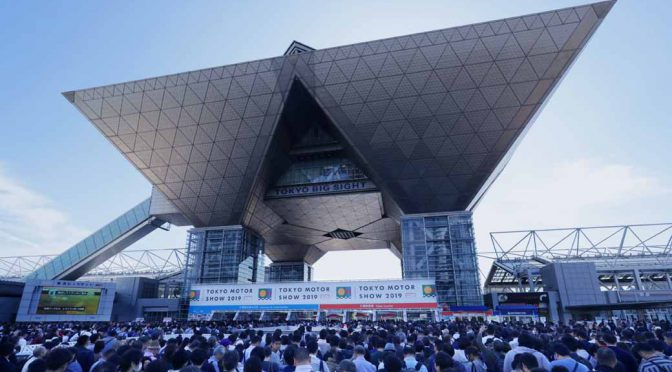 東京モーターショー2019、来場者130万人を記録