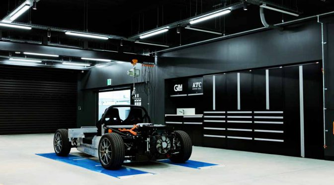 GLM、自社製EVに800VのSiCインバータ搭載へ