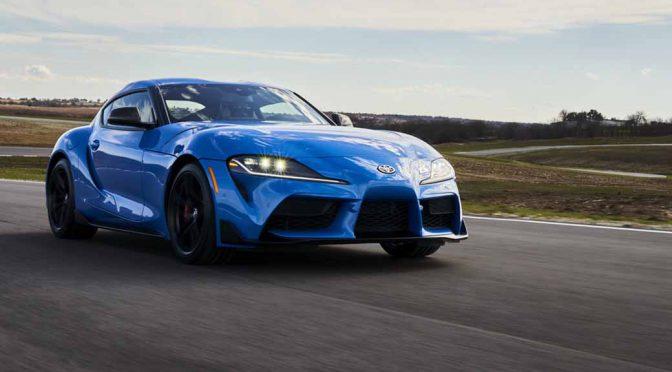 トヨタ自動車、GRスープラ3ℓの出力を14%アップ