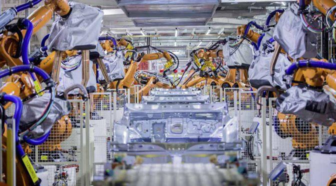 独フォルクスワーゲン、世界生産の段階的な再開構築へ