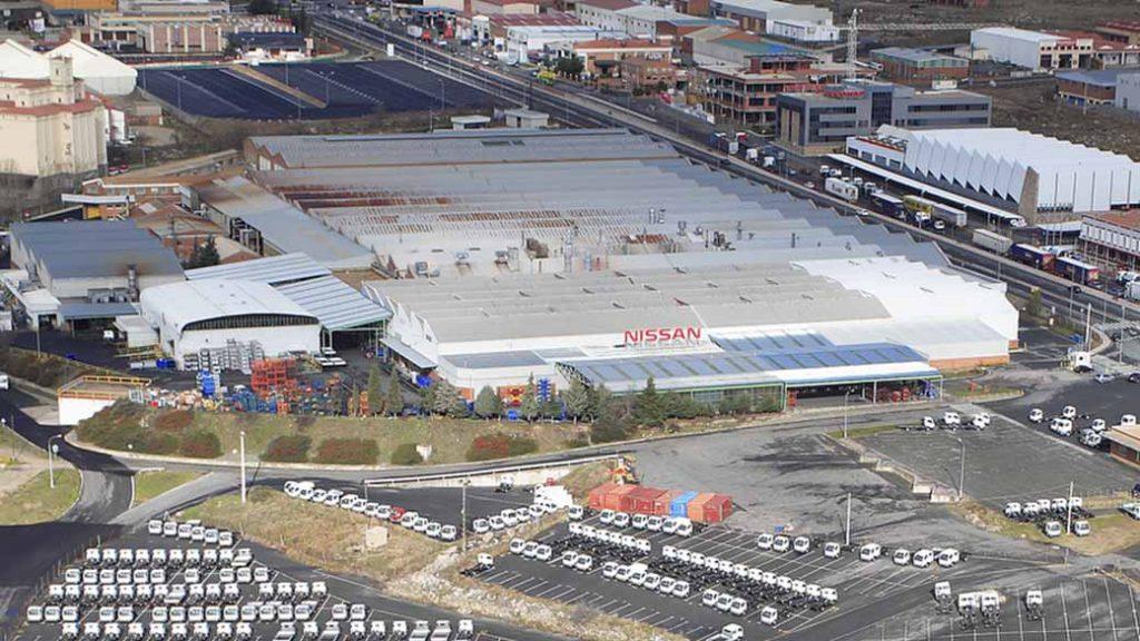 今回、日産の再編計画から免れた日産アビラ工場の全景