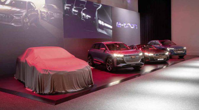 アウディ、車両開発の先鋭プロジェクト「アルテミス」が始動