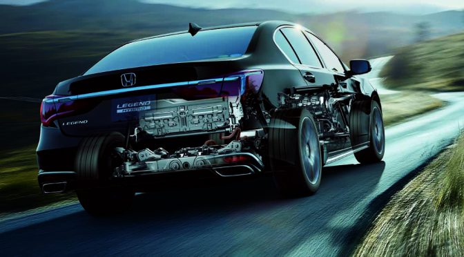 ホンダ、自動運転レベル3の型式指定を国交省から取得