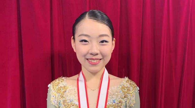 フィギュアスケートの紀平梨花選手、トヨタに入社