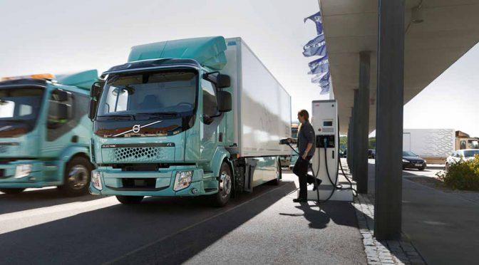 ボルボトラックス、大手食料小売と輸送時のCO2低減に取り組む