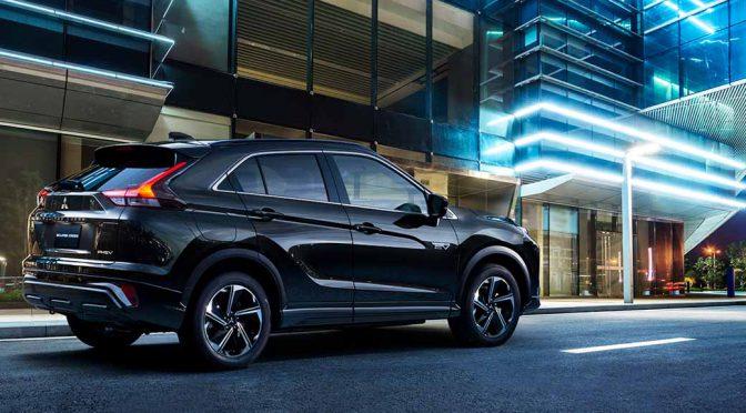 三菱自動車工業、新型エクリプスクロスをオンライン会見で発表