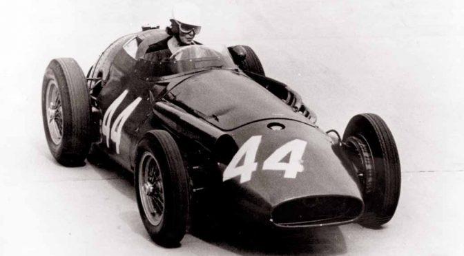 マセラティ、史上初の女性F1ドライバー〝マリア〟を讃える