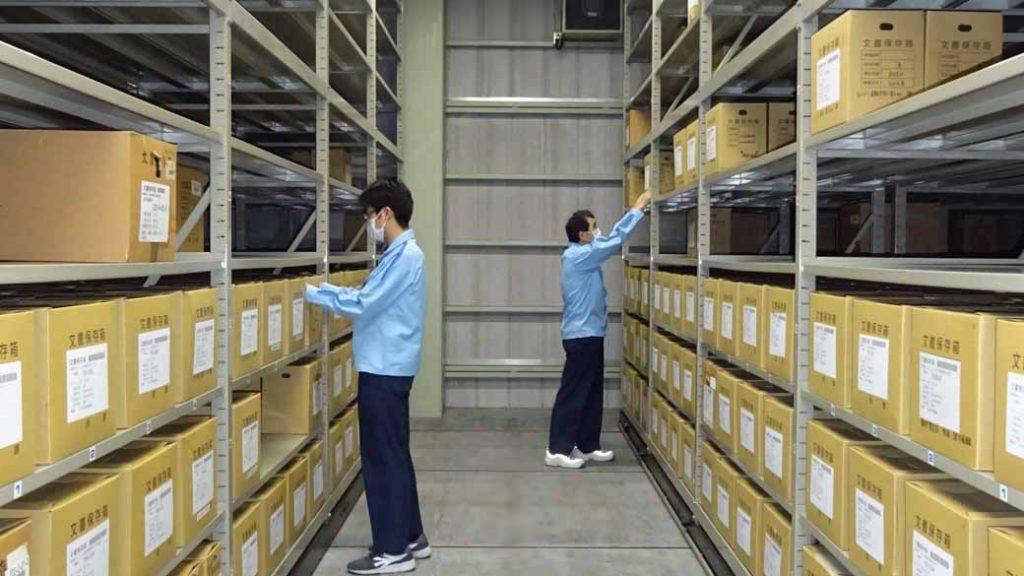 新たな事業領域として、総務系のシェアードサービスを開始