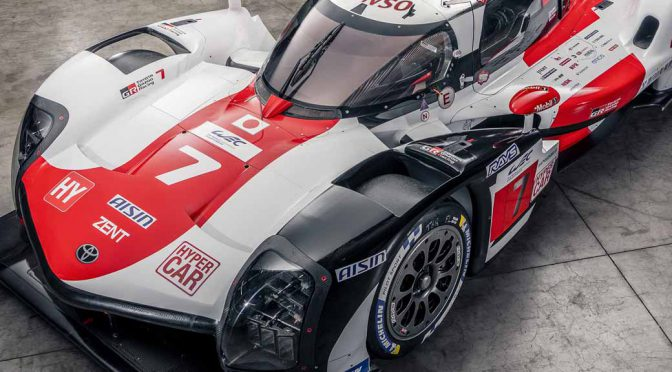 トヨタ、世界耐久(WEC)開幕戦に新世代車両で臨む